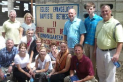 Church Mission Group 2